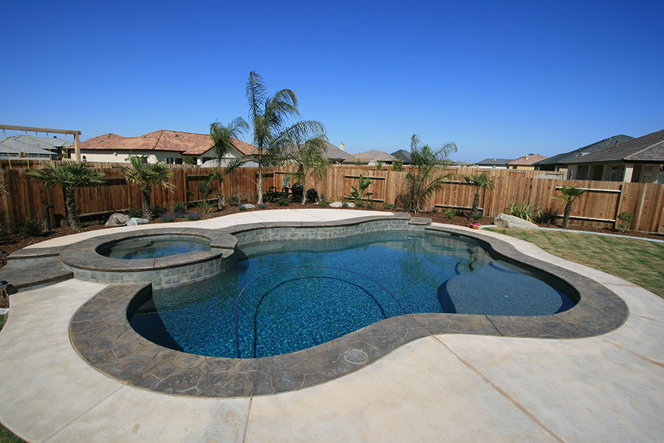 custom pool and spa gallery paradise pools and spas
