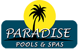 Bakersfield Pool Builder – Paradise Pools & Spas Logo